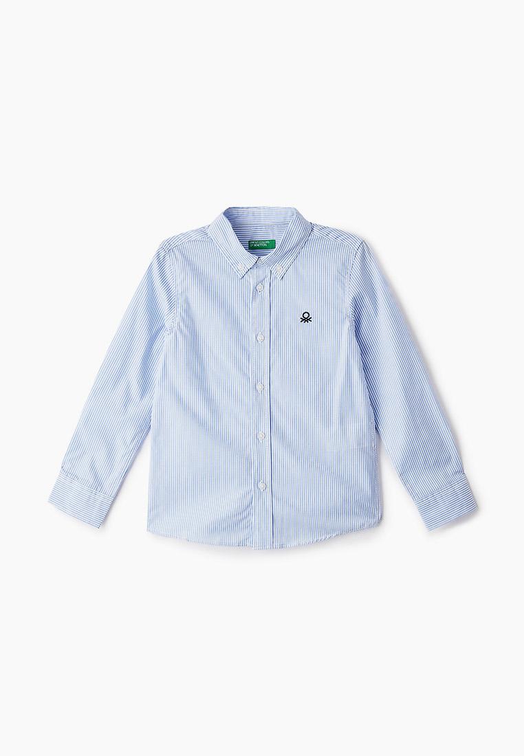 Рубашка United Colors of Benetton (Юнайтед Колорс оф Бенеттон) 5DU65QHT0