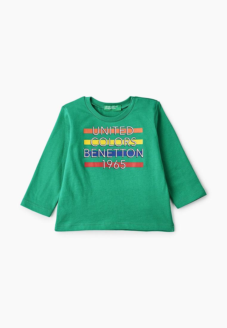Футболка с длинным рукавом United Colors of Benetton (Юнайтед Колорс оф Бенеттон) 3I1XC155S