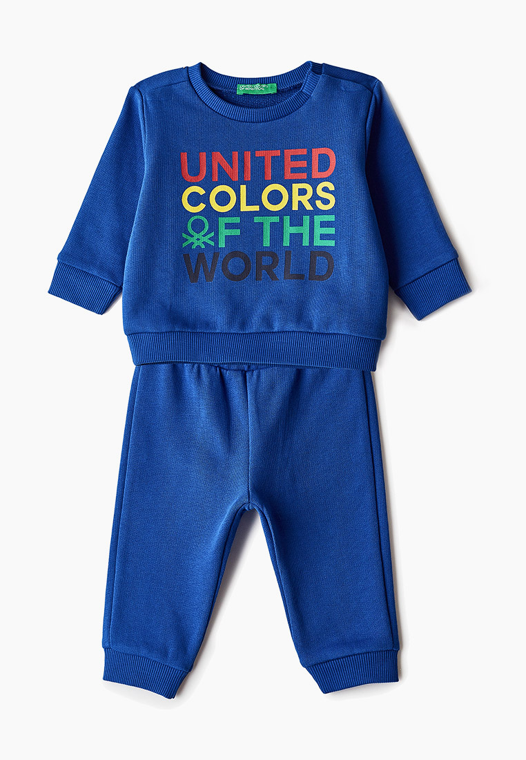 Спортивный костюм United Colors of Benetton (Юнайтед Колорс оф Бенеттон) Костюм спортивный United Colors of Benetton