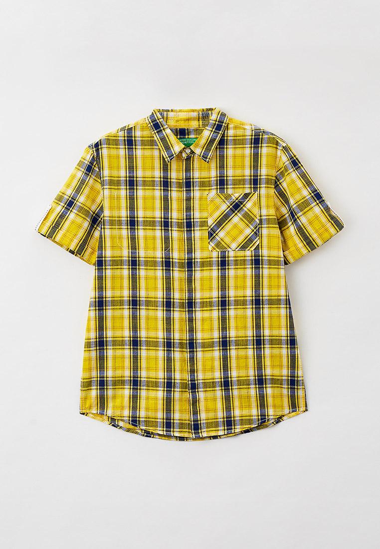 Рубашка United Colors of Benetton (Юнайтед Колорс оф Бенеттон) 5OG55QJS0