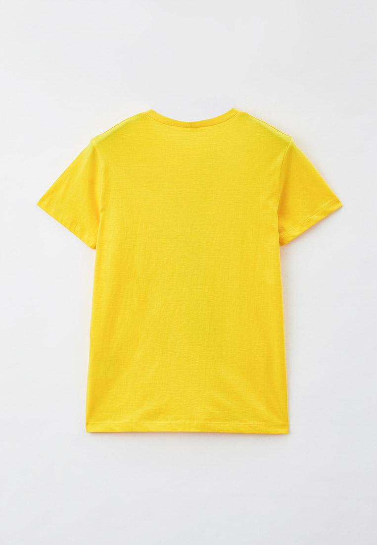 Футболка с коротким рукавом United Colors of Benetton (Юнайтед Колорс оф Бенеттон) 3096C1582: изображение 2