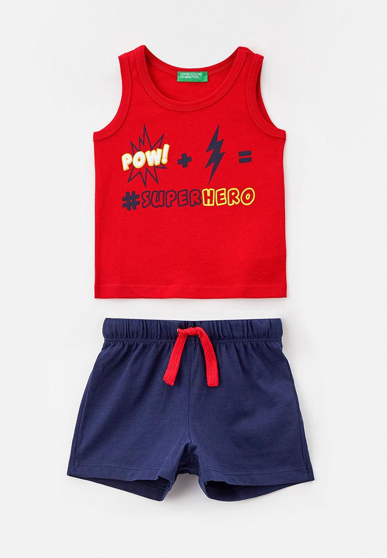 Спортивный костюм United Colors of Benetton (Юнайтед Колорс оф Бенеттон) 3096Z8296