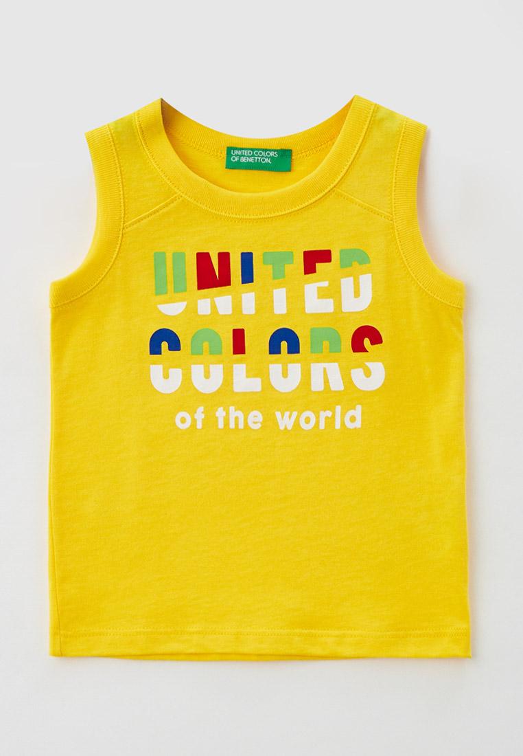 Майка United Colors of Benetton (Юнайтед Колорс оф Бенеттон) Майка United Colors of Benetton