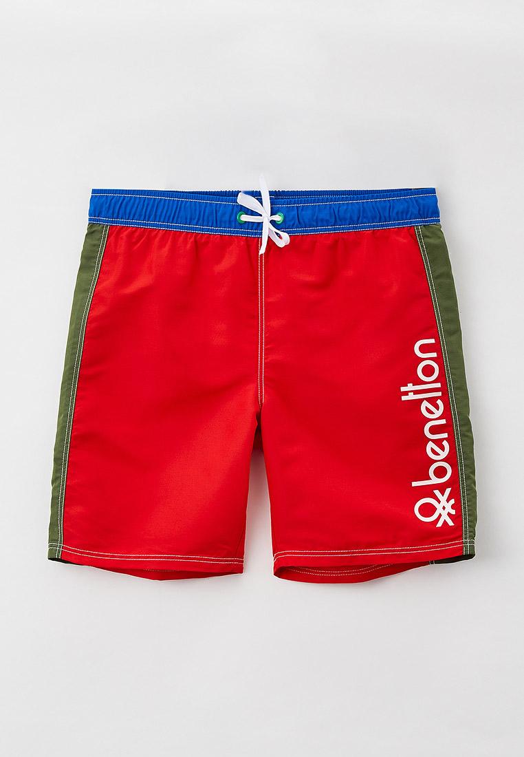 Плавки для мальчиков United Colors of Benetton (Юнайтед Колорс оф Бенеттон) Шорты для плавания United Colors of Benetton
