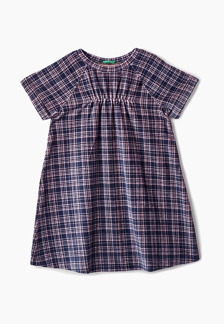 Повседневное платье United Colors of Benetton (Юнайтед Колорс оф Бенеттон) 4DDY5VAL0