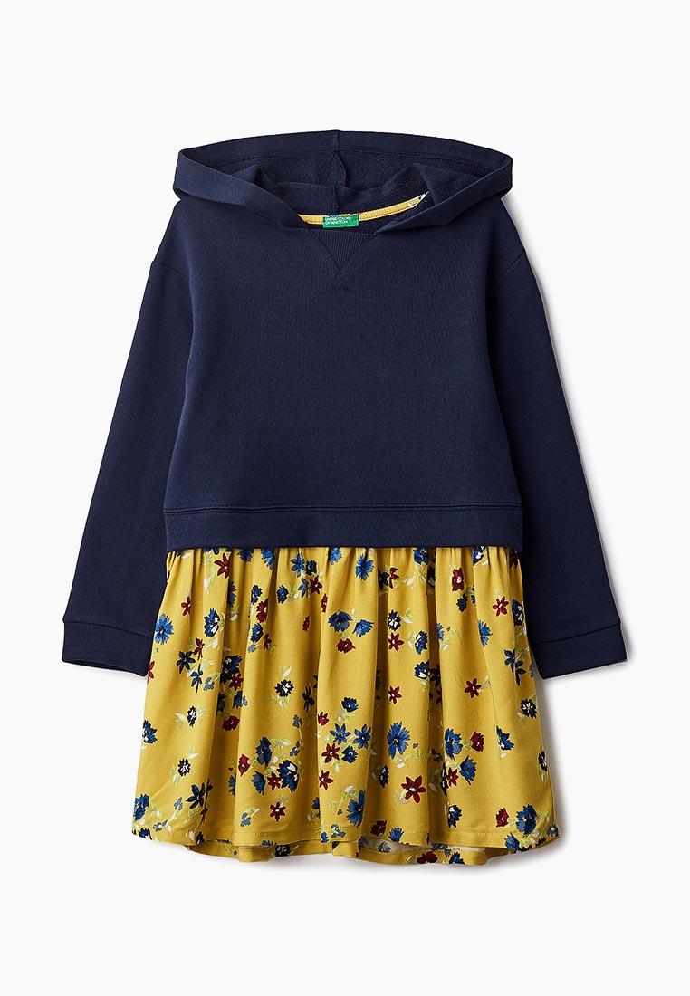 Повседневное платье United Colors of Benetton (Юнайтед Колорс оф Бенеттон) 4FO45VBD0