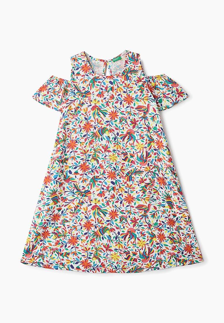 Повседневное платье United Colors of Benetton (Юнайтед Колорс оф Бенеттон) 4CW10V236