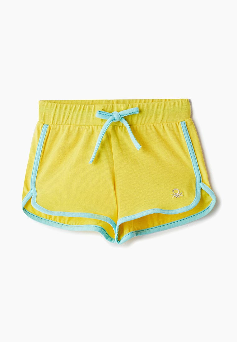 Шорты для девочек United Colors of Benetton (Юнайтед Колорс оф Бенеттон) 3096I0876