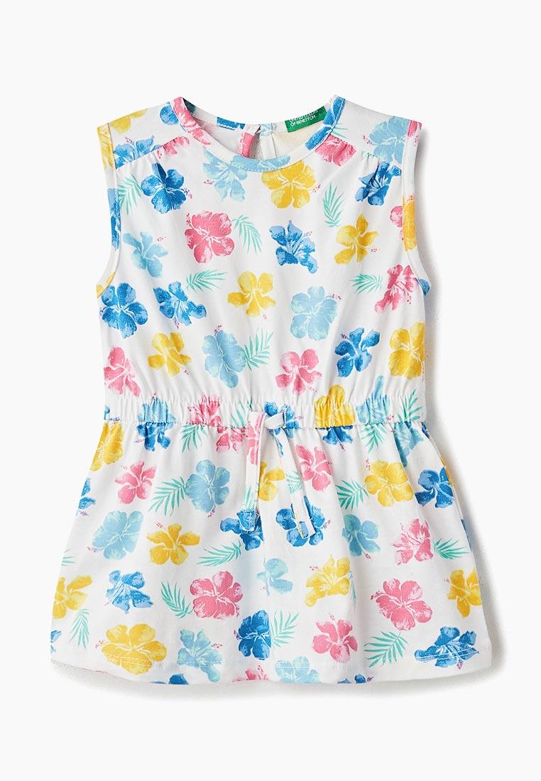 Повседневное платье United Colors of Benetton (Юнайтед Колорс оф Бенеттон) 3DVWF11Q5