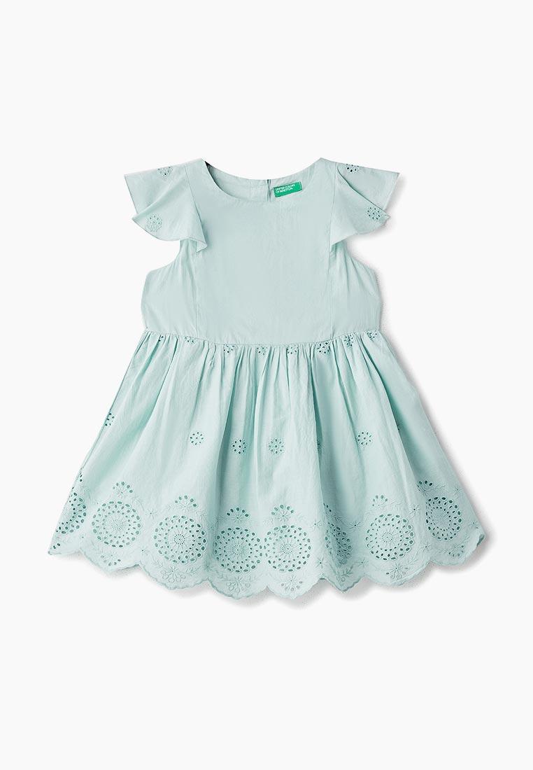 Повседневное платье United Colors of Benetton (Юнайтед Колорс оф Бенеттон) 4JO15VC90