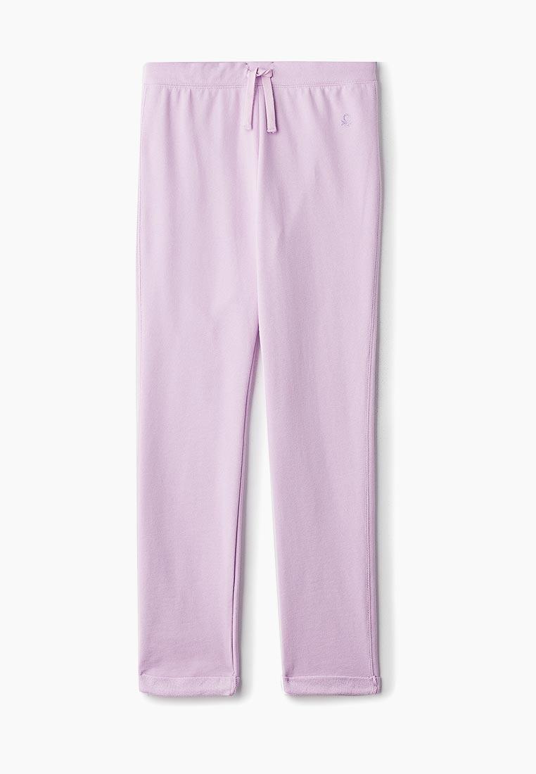 Спортивные брюки для девочек United Colors of Benetton (Юнайтед Колорс оф Бенеттон) 3J68I0122