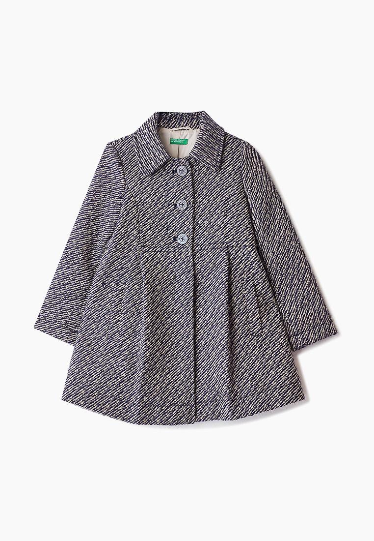 Пальто для девочек United Colors of Benetton (Юнайтед Колорс оф Бенеттон) 2IF55K090