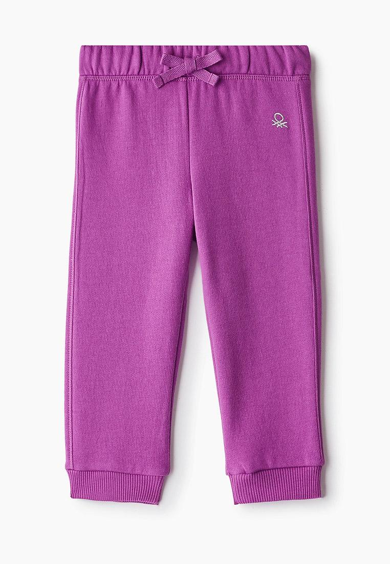 Спортивные брюки для девочек United Colors of Benetton (Юнайтед Колорс оф Бенеттон) 3GW0I0896