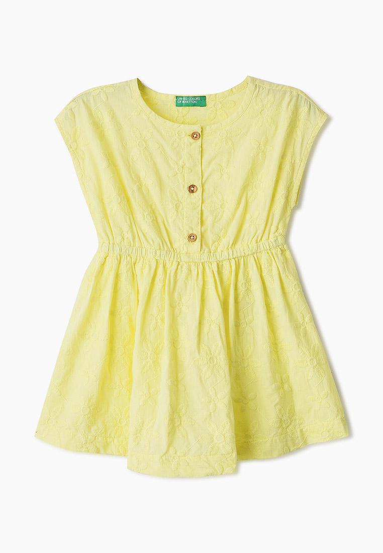 Повседневное платье United Colors of Benetton (Юнайтед Колорс оф Бенеттон) 4ZV95V2QP