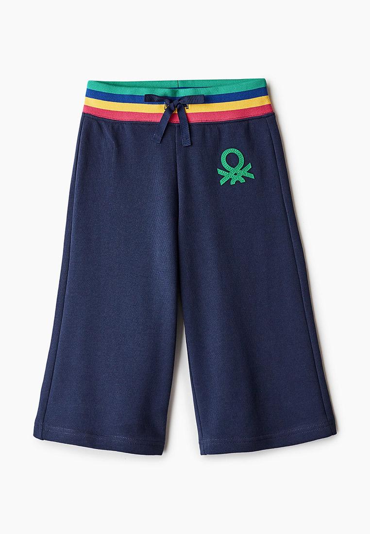 Спортивные брюки для девочек United Colors of Benetton (Юнайтед Колорс оф Бенеттон) 3J68I0074
