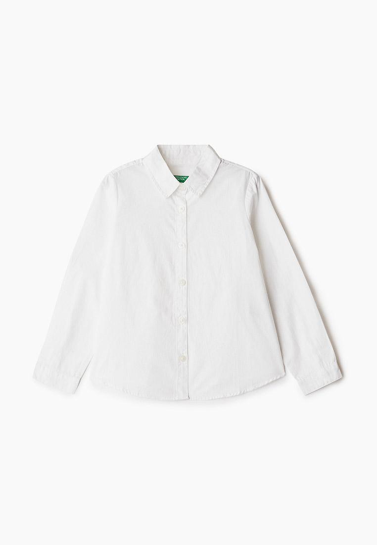 Рубашка United Colors of Benetton (Юнайтед Колорс оф Бенеттон) 5EW75QHV0