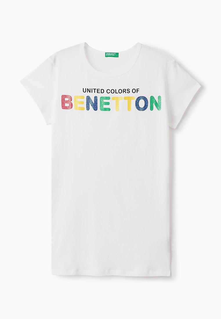 Футболка с коротким рукавом United Colors of Benetton (Юнайтед Колорс оф Бенеттон) 3096C1539