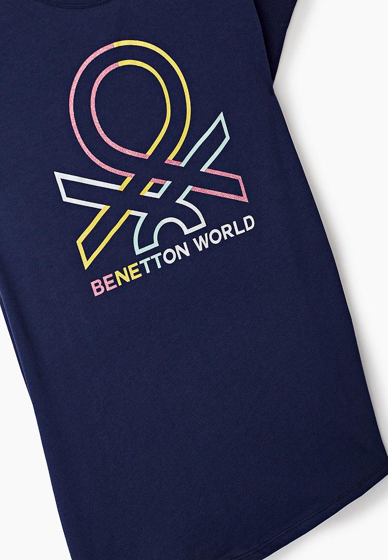 Футболка с коротким рукавом United Colors of Benetton (Юнайтед Колорс оф Бенеттон) 3096C1539: изображение 3