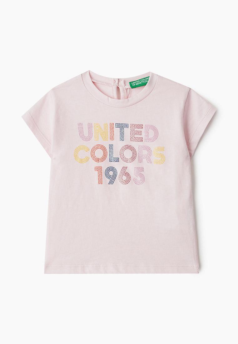 Футболка с коротким рукавом United Colors of Benetton (Юнайтед Колорс оф Бенеттон) 3I1XC1527