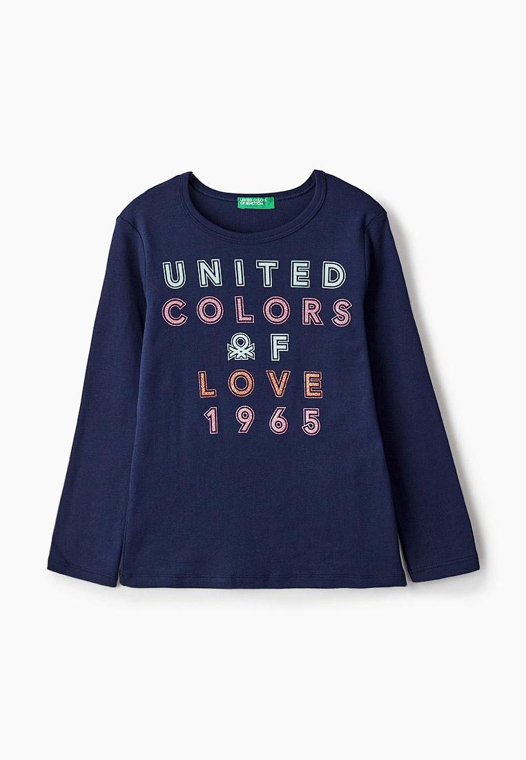 Футболка с длинным рукавом United Colors of Benetton (Юнайтед Колорс оф Бенеттон) 3I9WC154I
