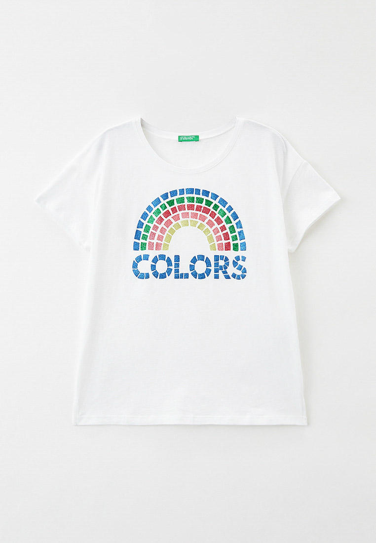 Футболка с коротким рукавом United Colors of Benetton (Юнайтед Колорс оф Бенеттон) 3096C15A9