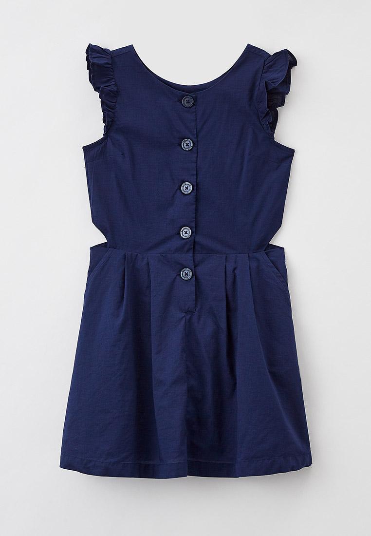Повседневное платье United Colors of Benetton (Юнайтед Колорс оф Бенеттон) 4JO15VG40