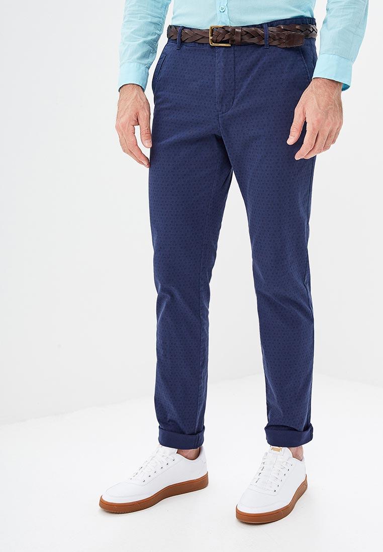 Мужские повседневные брюки United Colors of Benetton (Юнайтед Колорс оф Бенеттон) 4AL555EG8