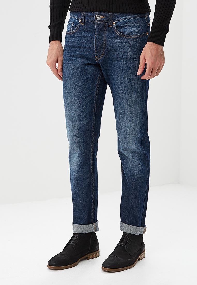 Мужские прямые джинсы United Colors of Benetton (Юнайтед Колорс оф Бенеттон) 4AW75788L