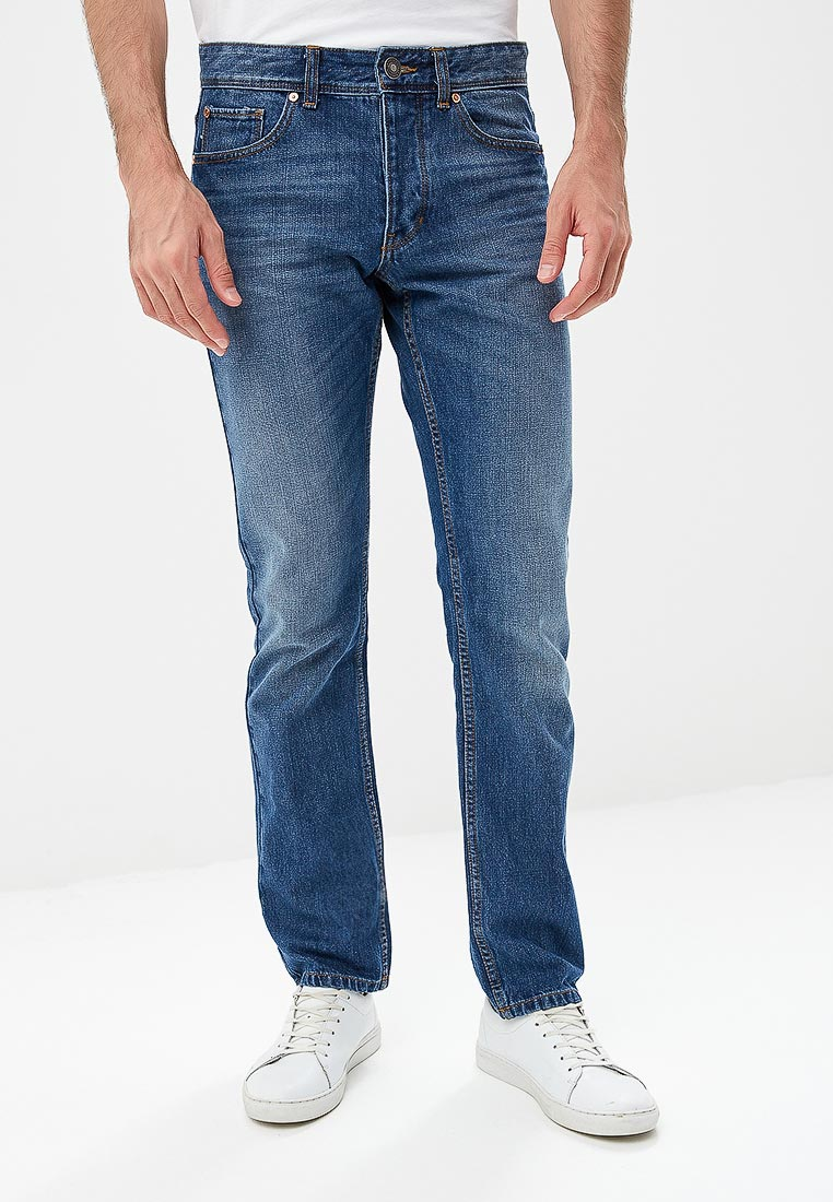 Зауженные джинсы United Colors of Benetton (Юнайтед Колорс оф Бенеттон) 4AW75788L