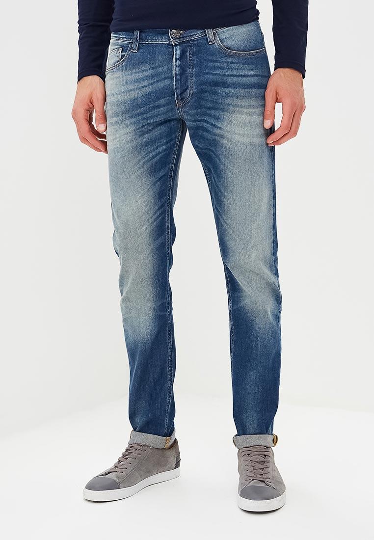 Зауженные джинсы United Colors of Benetton (Юнайтед Колорс оф Бенеттон) 4D4F577T8