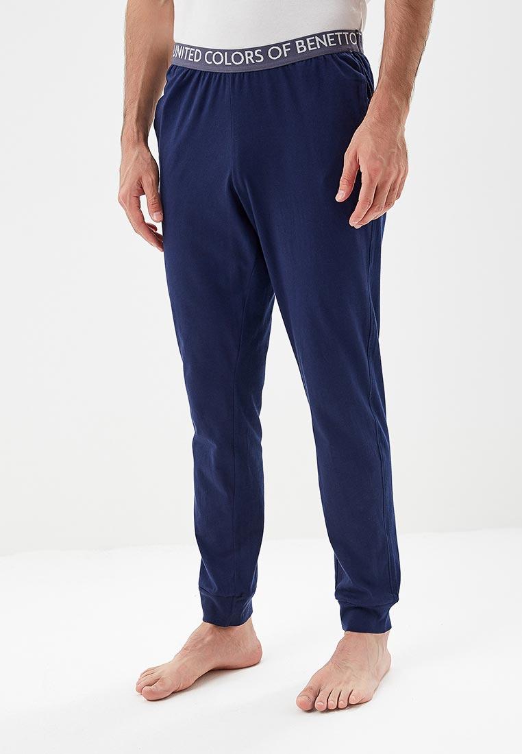 Мужские домашние брюки United Colors of Benetton (Юнайтед Колорс оф Бенеттон) 30964F134