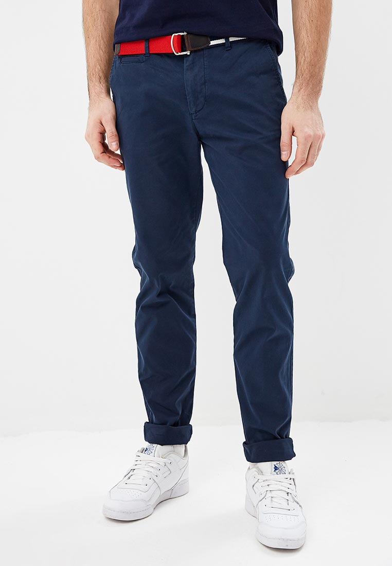 Мужские повседневные брюки United Colors of Benetton (Юнайтед Колорс оф Бенеттон) 4DKH55CL8