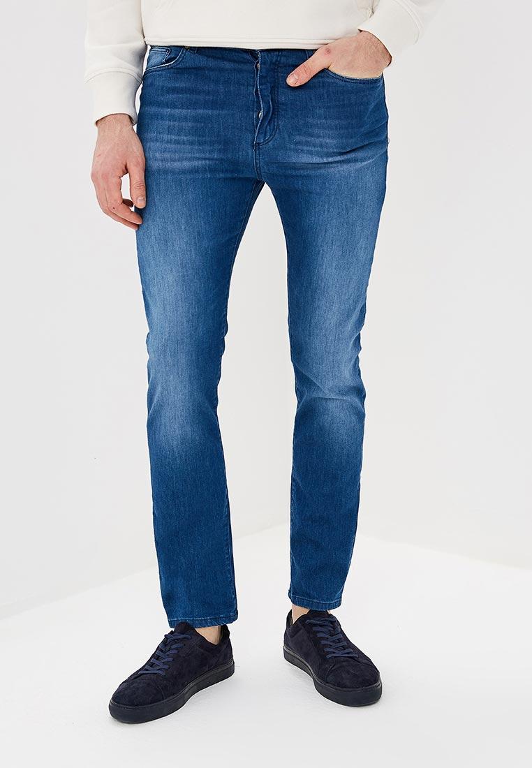 Зауженные джинсы United Colors of Benetton (Юнайтед Колорс оф Бенеттон) 4AVN57AO8