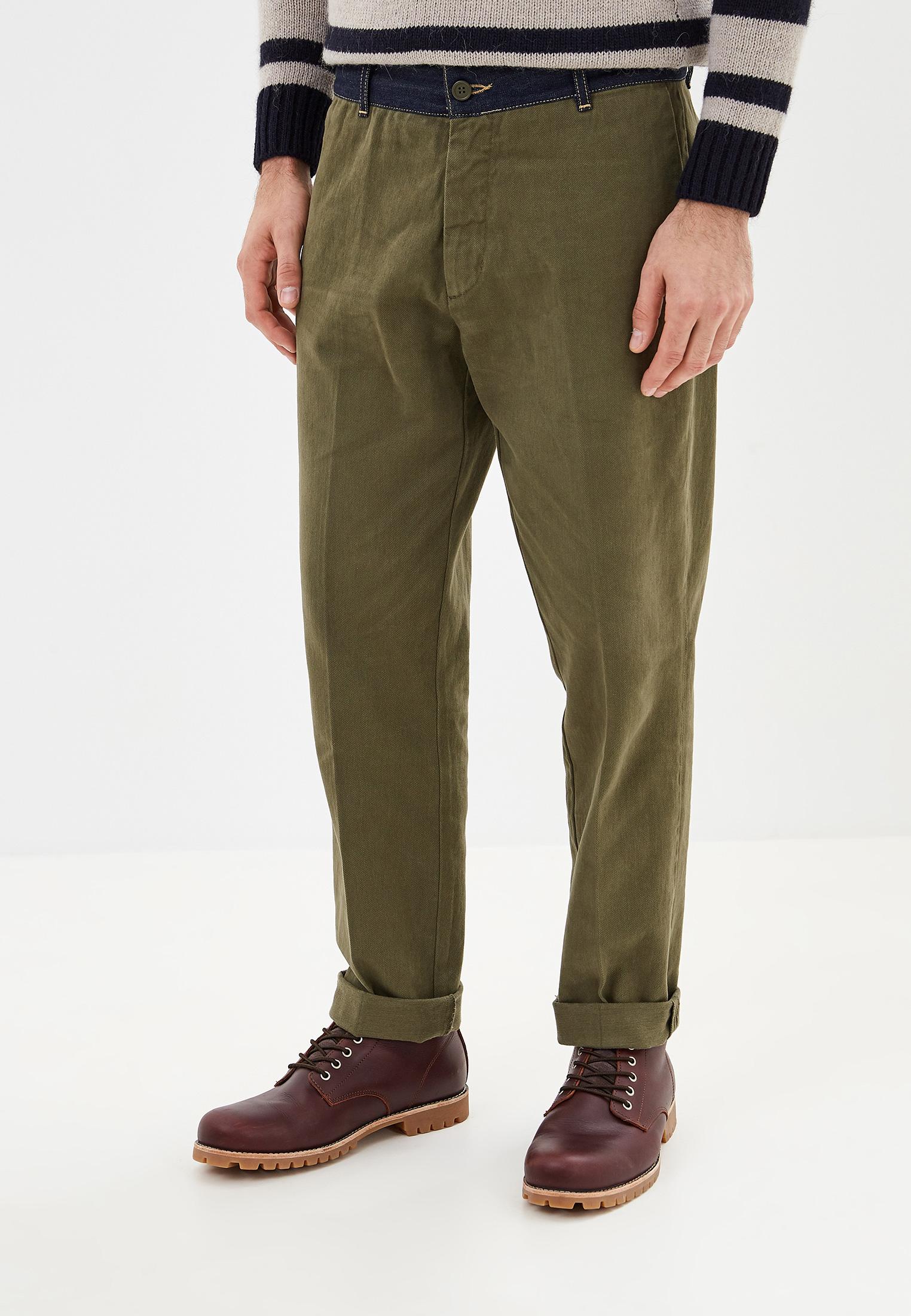 Мужские повседневные брюки United Colors of Benetton (Юнайтед Колорс оф Бенеттон) 4IH655GD8