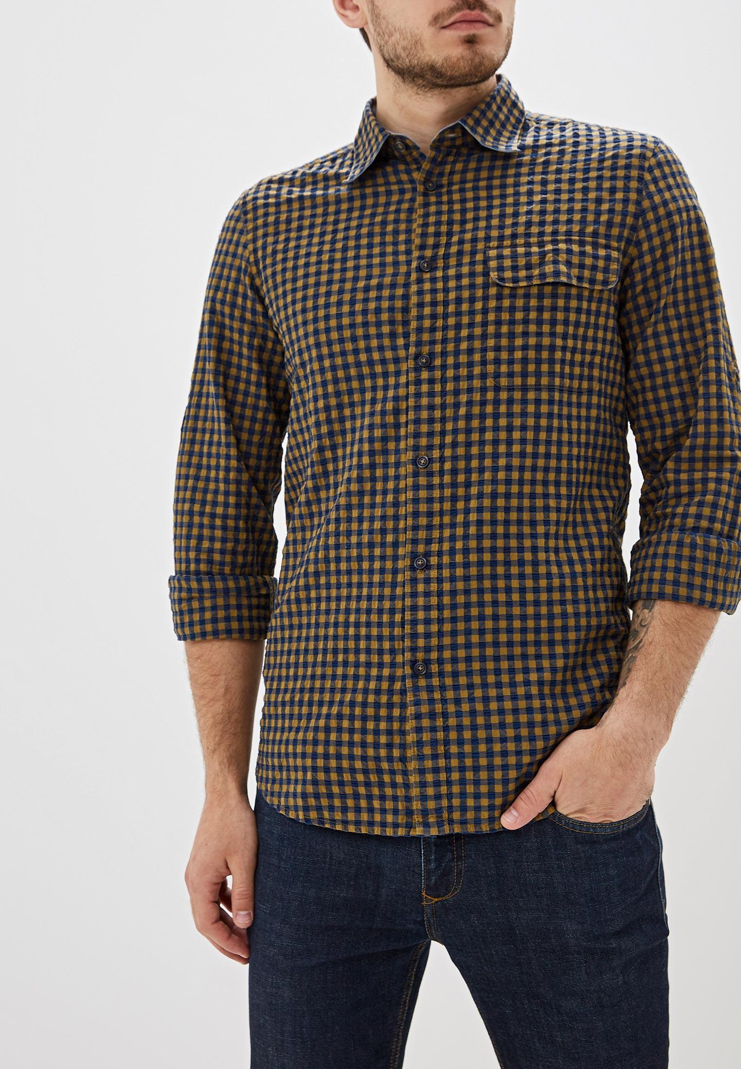 Рубашка с длинным рукавом United Colors of Benetton (Юнайтед Колорс оф Бенеттон) 5JK55QI78