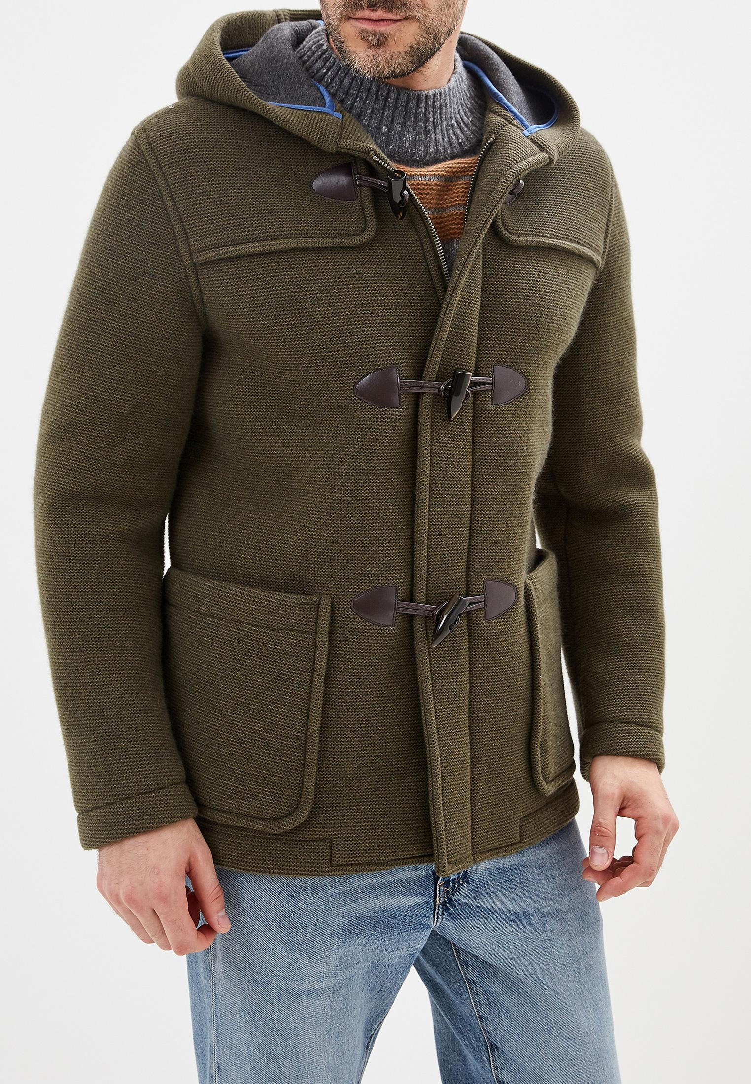 Мужские пальто United Colors of Benetton (Юнайтед Колорс оф Бенеттон) 2JC353C18