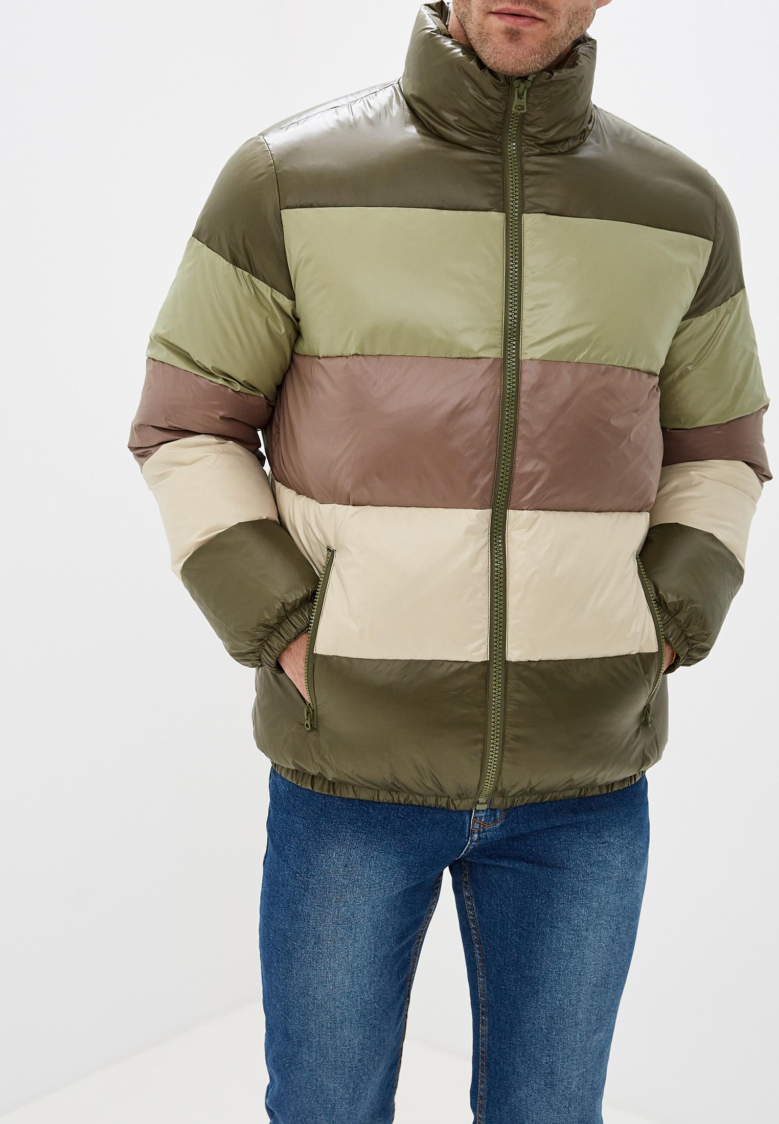 Утепленная куртка United Colors of Benetton (Юнайтед Колорс оф Бенеттон) 2RQ453CV8