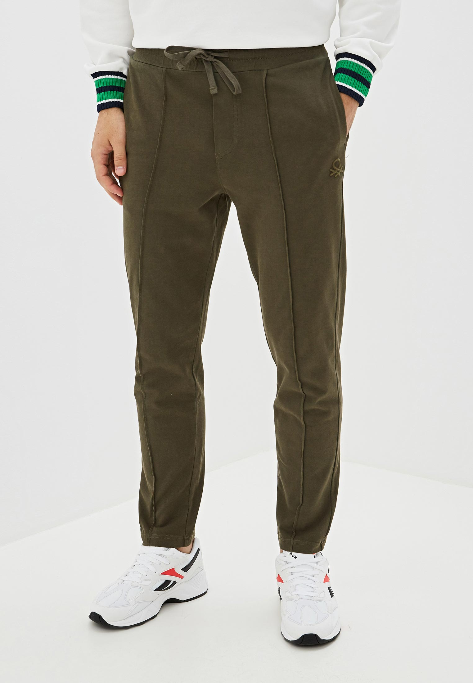 Мужские спортивные брюки United Colors of Benetton (Юнайтед Колорс оф Бенеттон) 3DQWP0436: изображение 1
