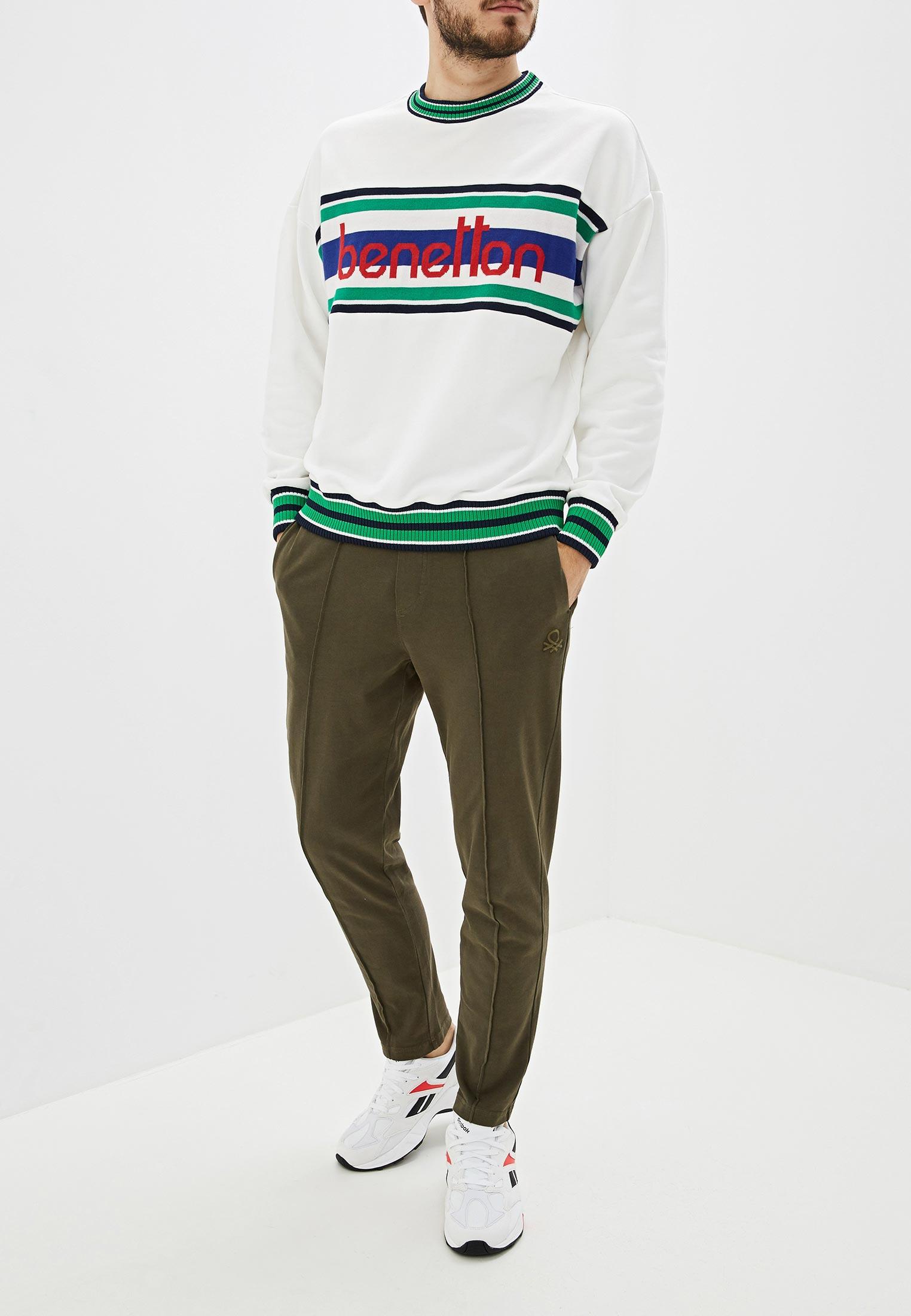 Мужские спортивные брюки United Colors of Benetton (Юнайтед Колорс оф Бенеттон) 3DQWP0436: изображение 2