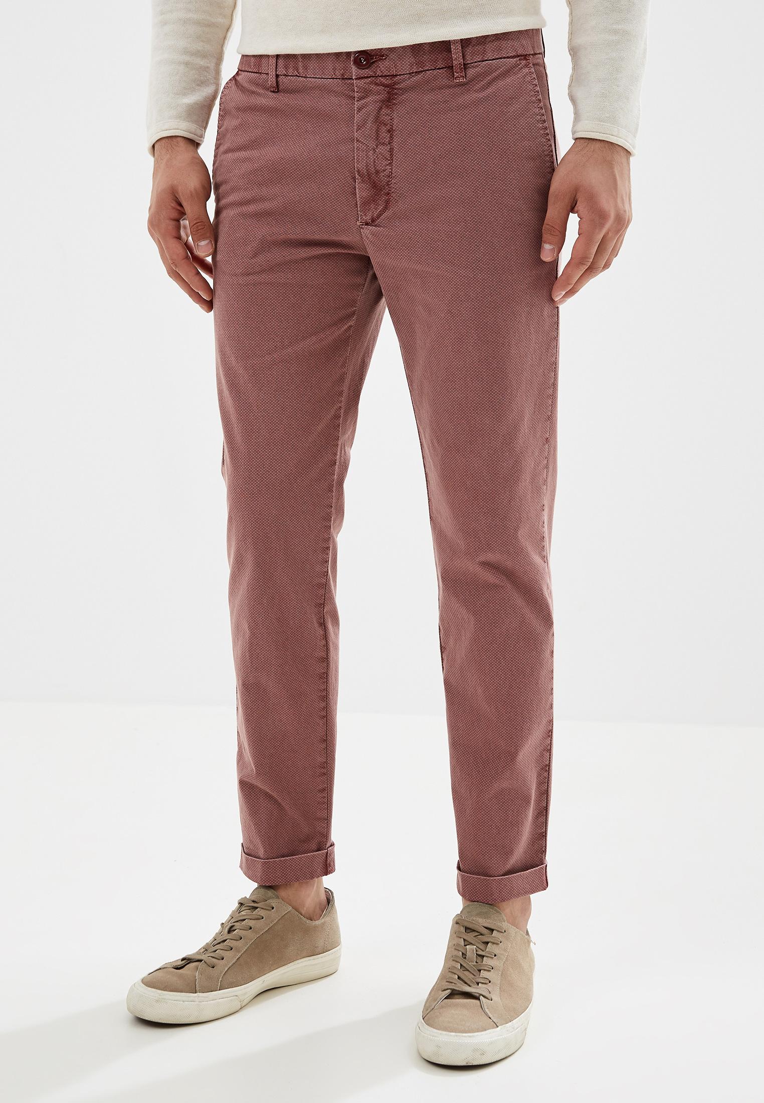 Мужские повседневные брюки United Colors of Benetton (Юнайтед Колорс оф Бенеттон) 4HK455EP8