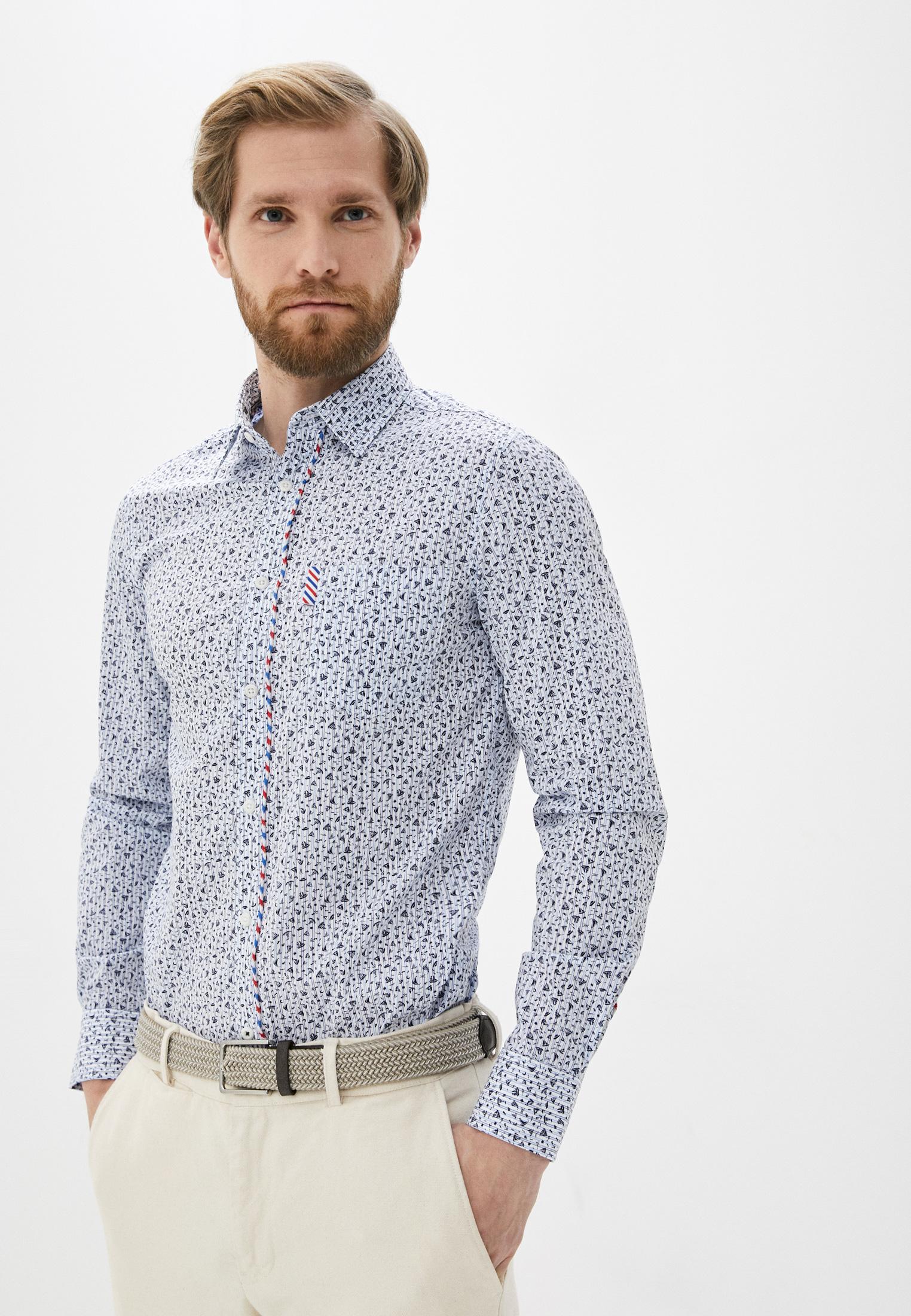 Рубашка с длинным рукавом United Colors of Benetton (Юнайтед Колорс оф Бенеттон) 5SJ65QK08