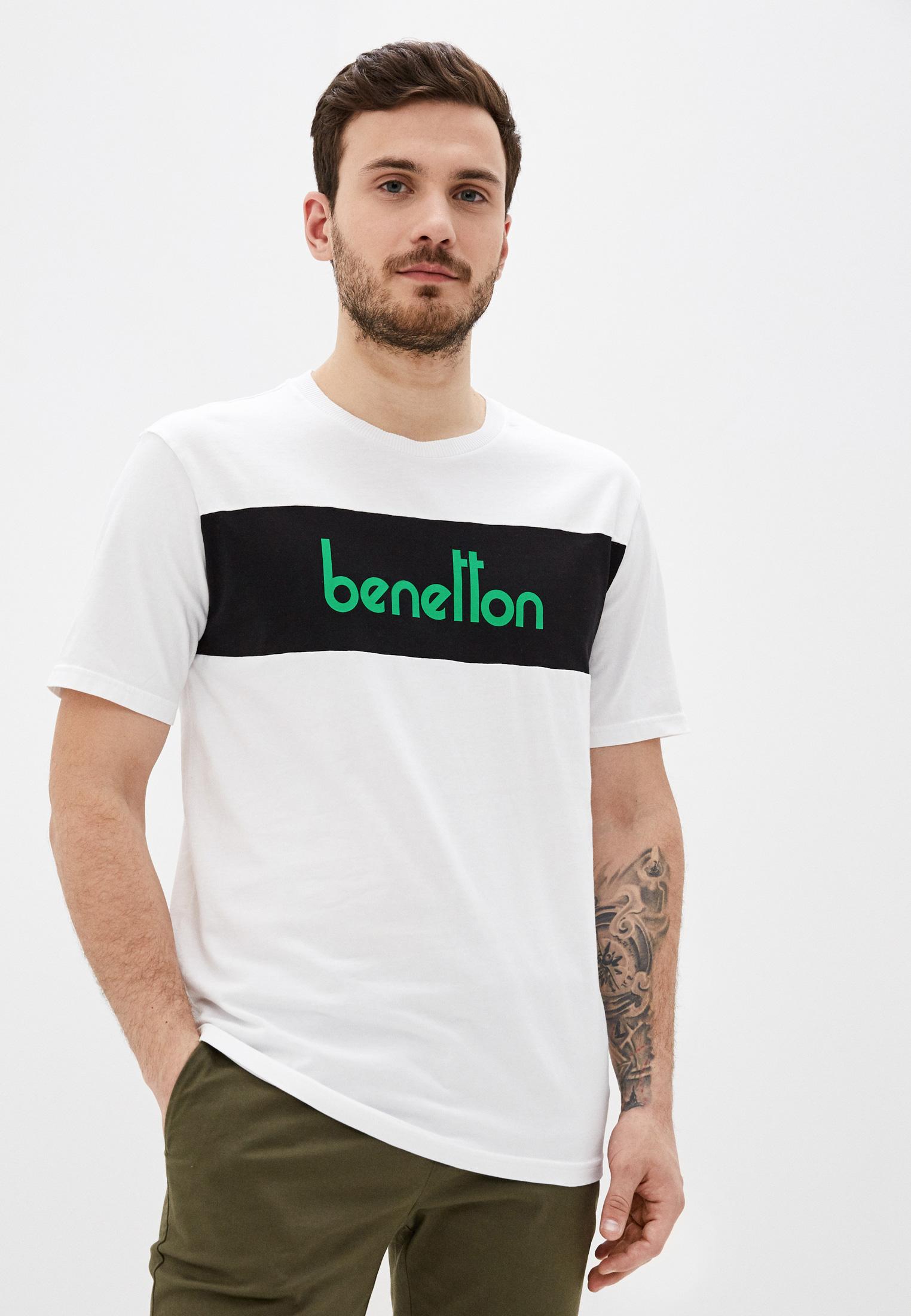 Футболка с коротким рукавом United Colors of Benetton (Юнайтед Колорс оф Бенеттон) 3BL0J16D4