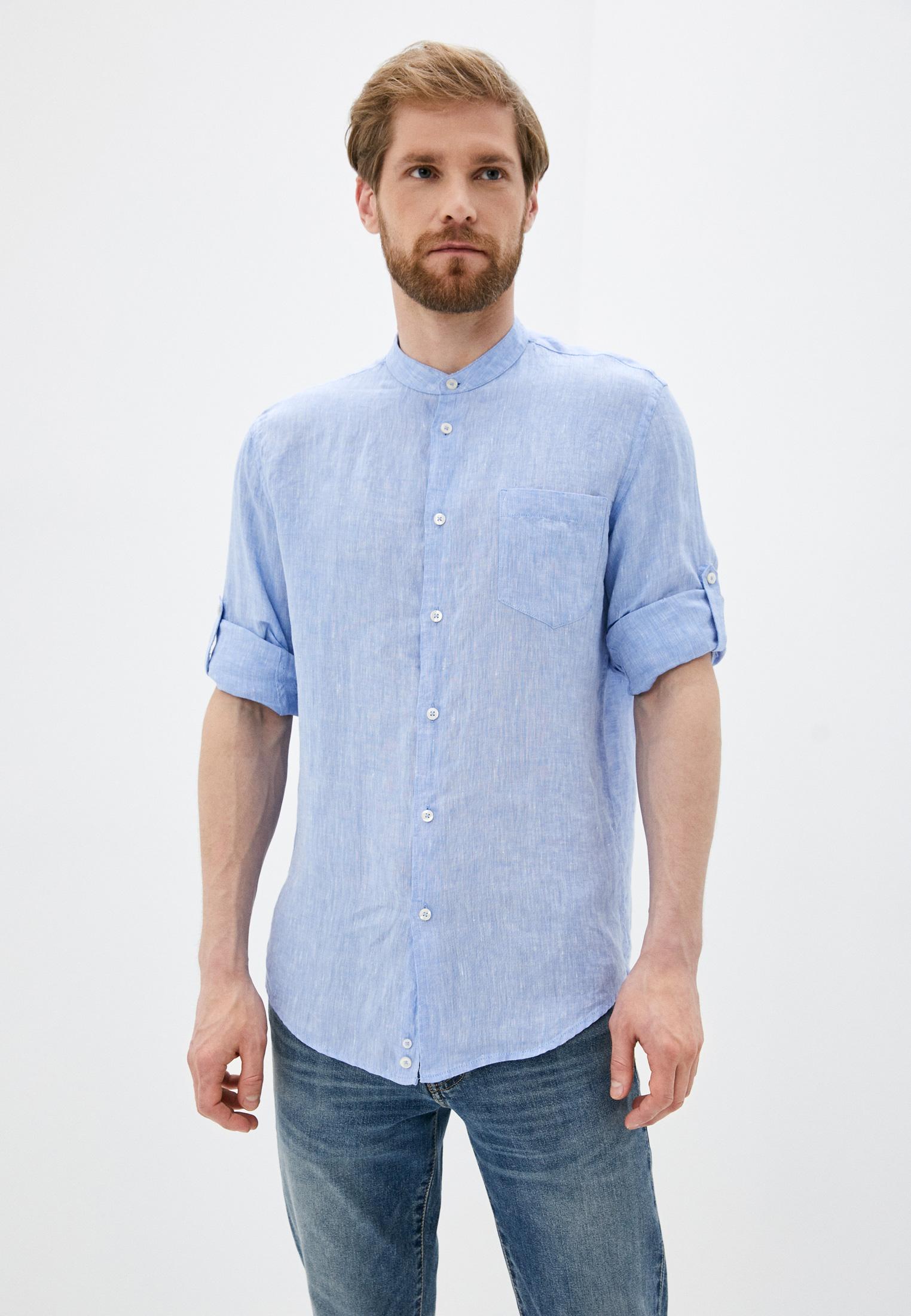 Рубашка с длинным рукавом United Colors of Benetton (Юнайтед Колорс оф Бенеттон) 5BKU5QL08