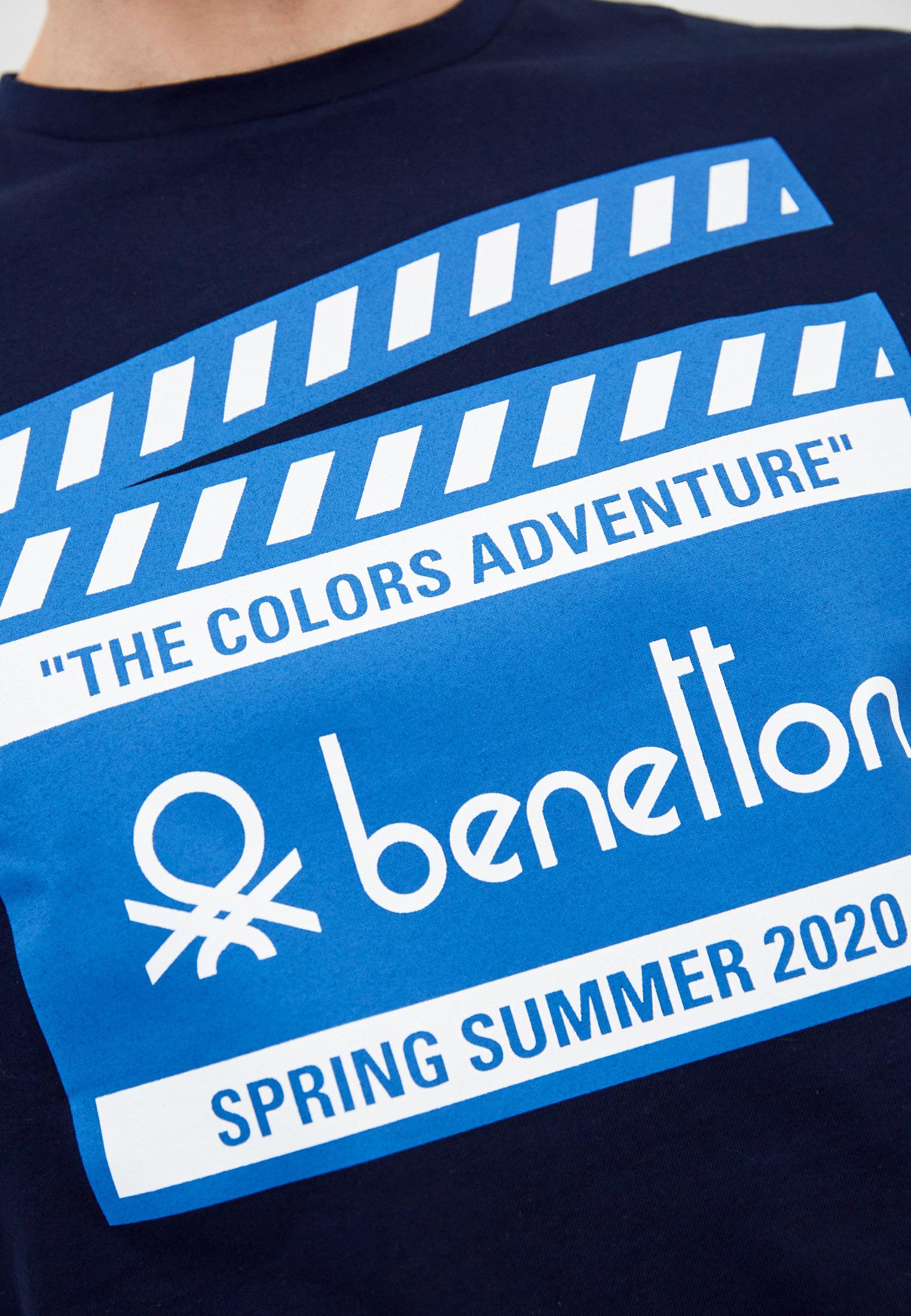 United Colors of Benetton (Юнайтед Колорс оф Бенеттон) 3SP1J17E6: изображение 4