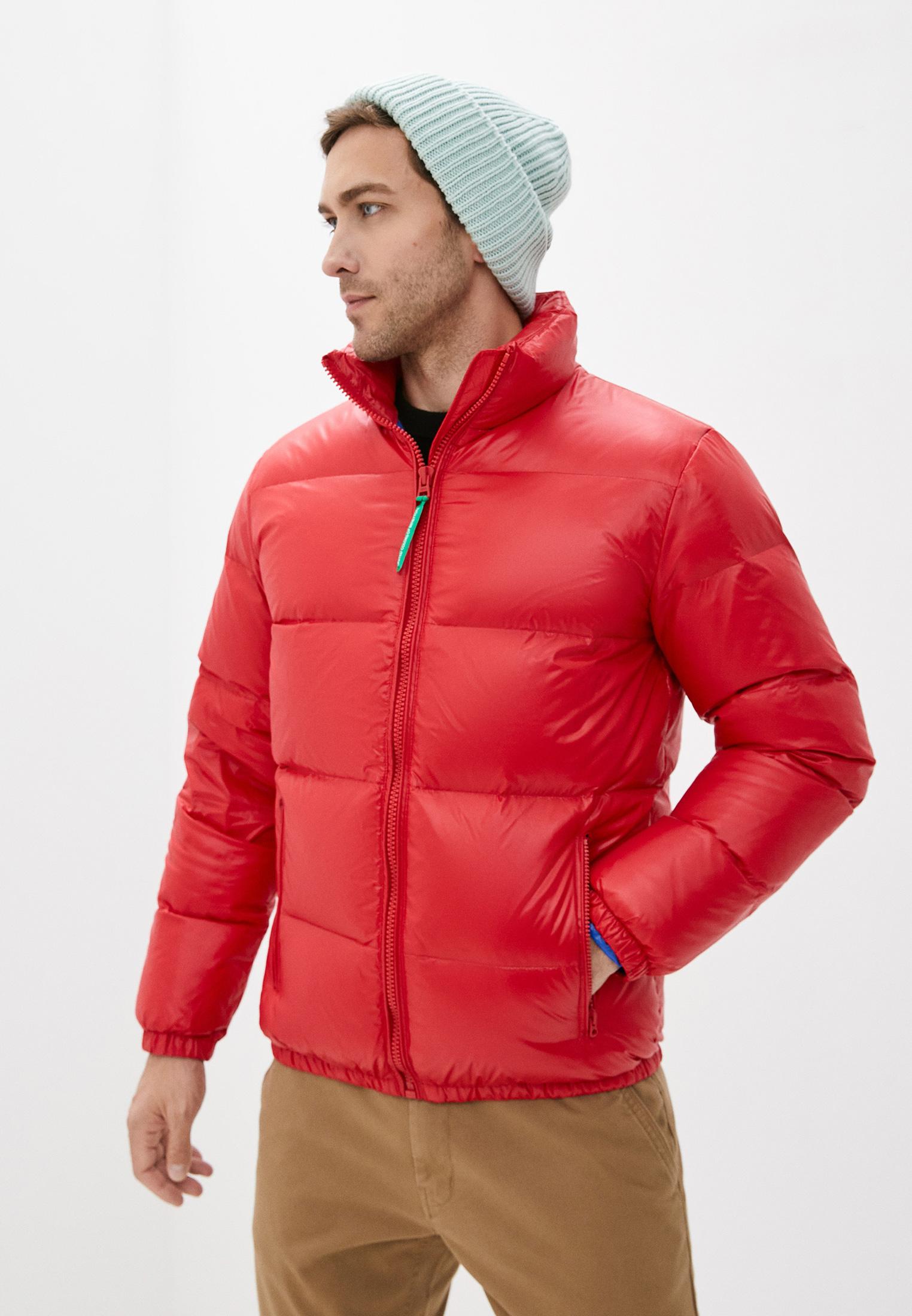 Утепленная куртка United Colors of Benetton (Юнайтед Колорс оф Бенеттон) 2RQ453FP8: изображение 1