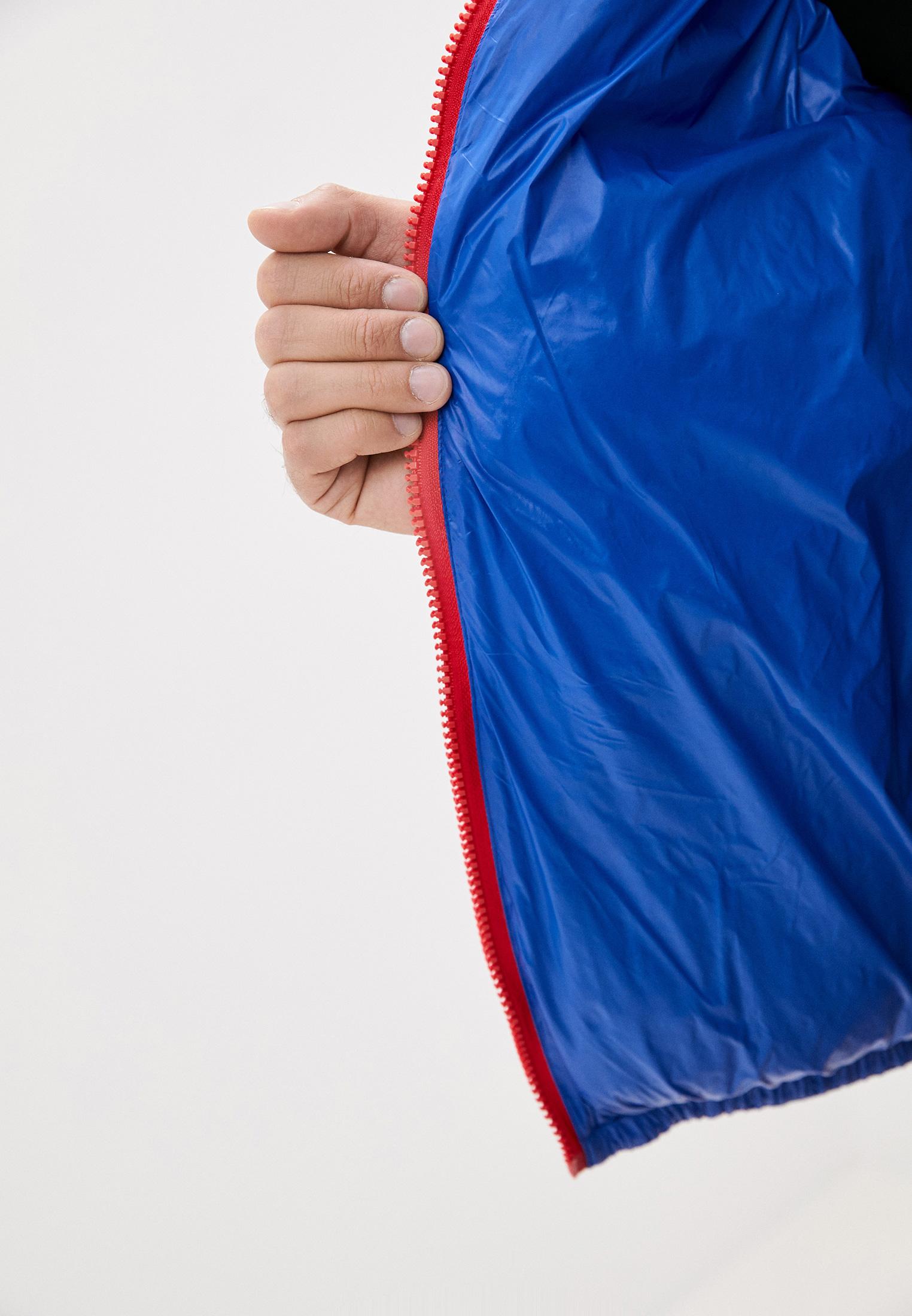 Утепленная куртка United Colors of Benetton (Юнайтед Колорс оф Бенеттон) 2RQ453FP8: изображение 4