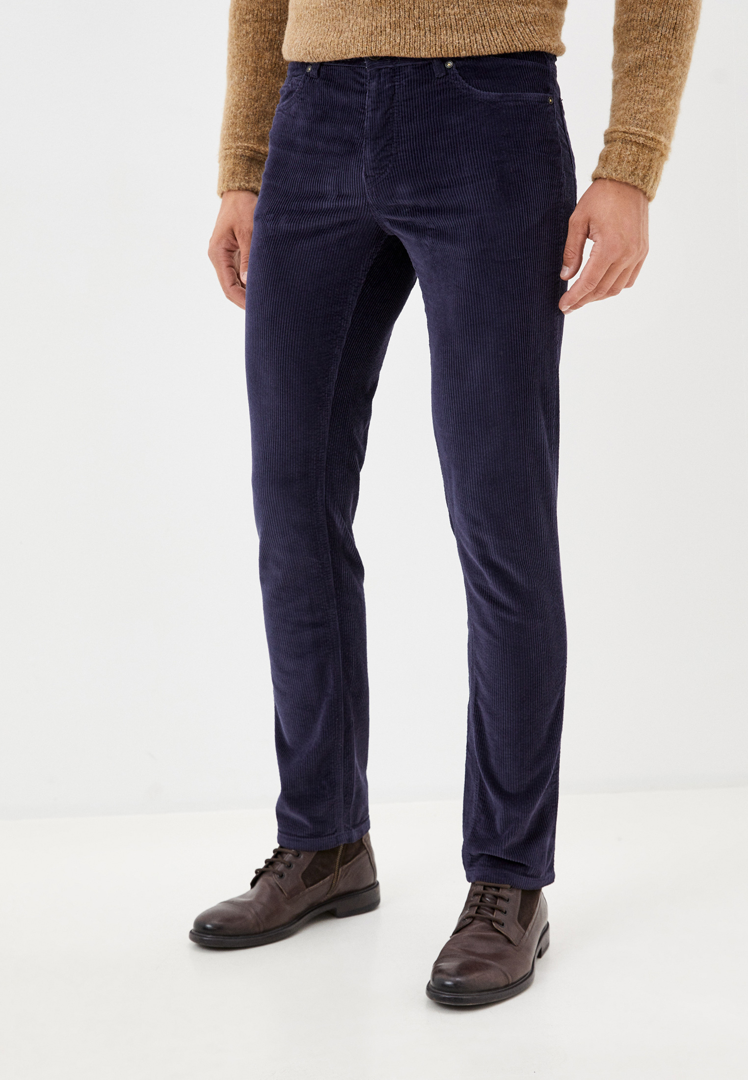 Мужские повседневные брюки United Colors of Benetton (Юнайтед Колорс оф Бенеттон) 4ALR57BX8