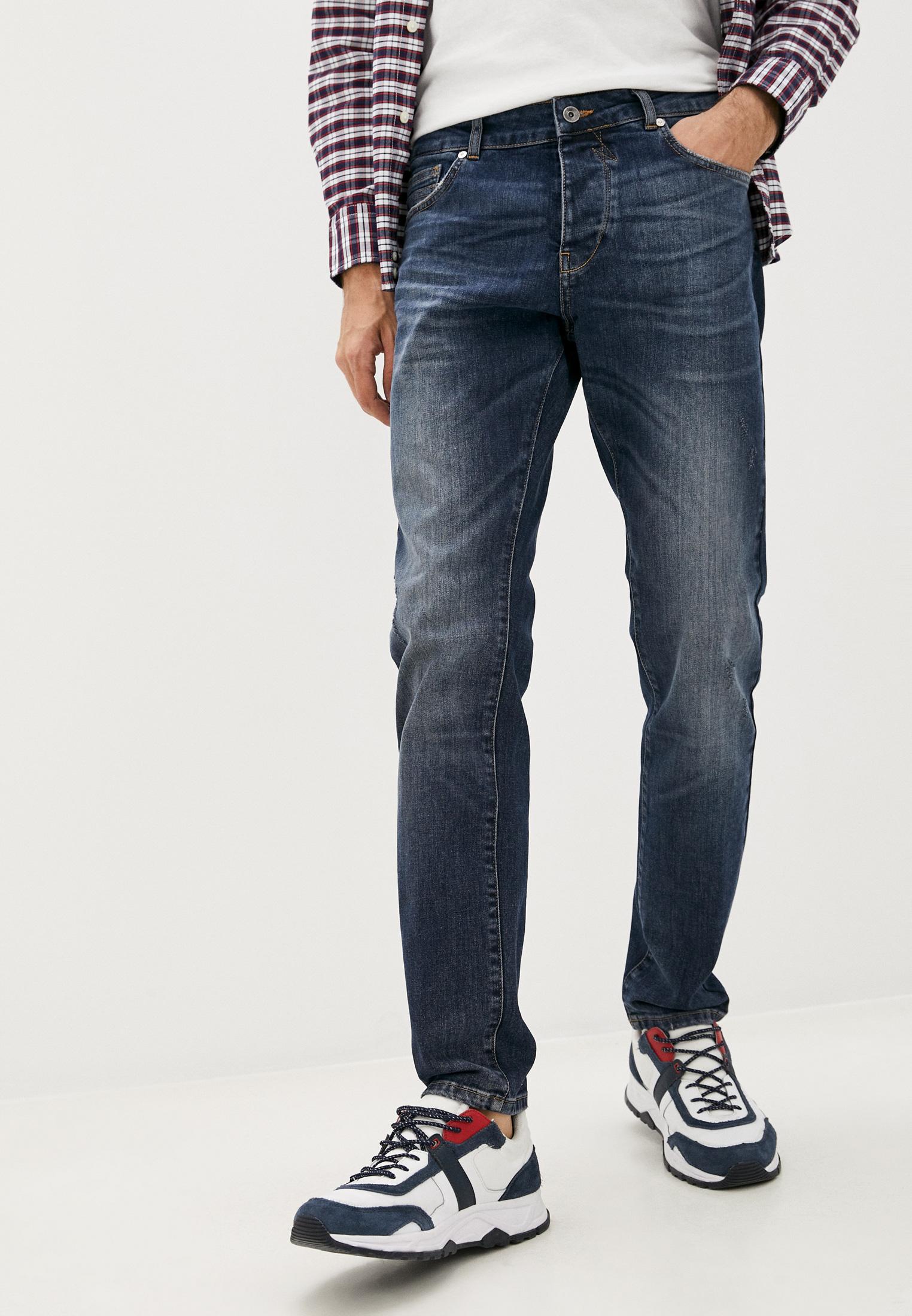 Зауженные джинсы United Colors of Benetton (Юнайтед Колорс оф Бенеттон) 4BR857C48