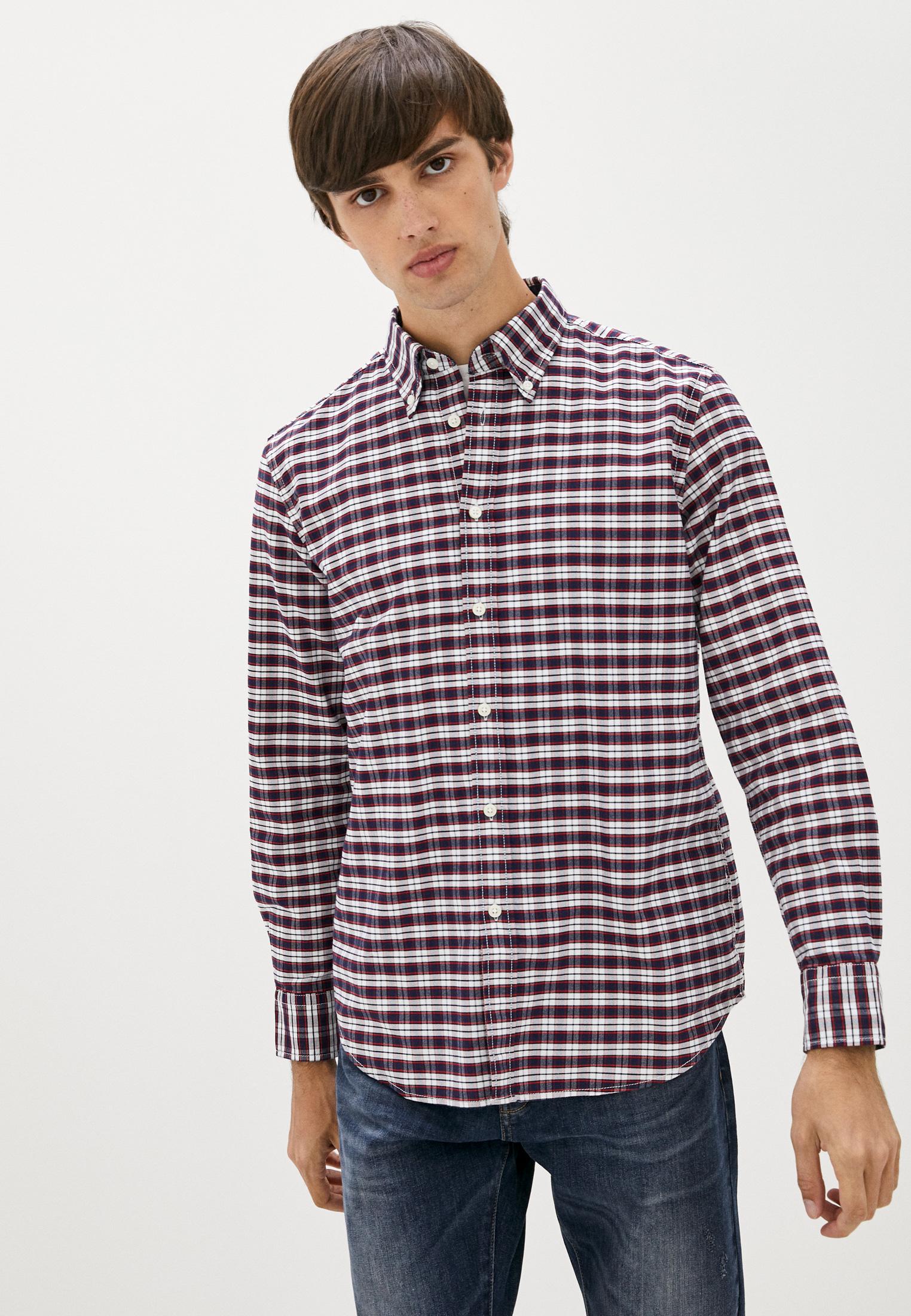 Рубашка с длинным рукавом United Colors of Benetton (Юнайтед Колорс оф Бенеттон) 5DHZ5QL38