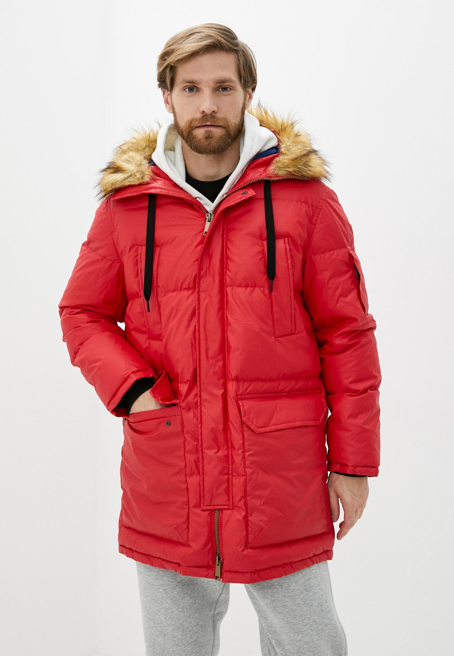 Утепленная куртка United Colors of Benetton (Юнайтед Колорс оф Бенеттон) 2KU253FT8